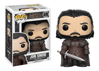 Funko Pop Jon Snow Game Of Thrones- 15% Off
