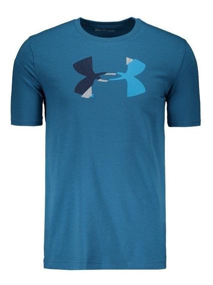 Camiseta Under Armour Glitch Ss - 113099 | Bracia Shop