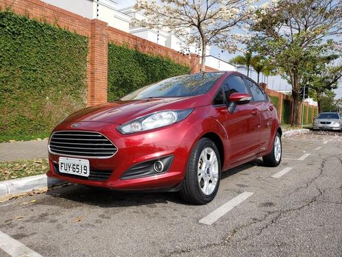 Imagem 1 de 14 de Ford Fiesta 2017 1.6 16v Sel Flex 5p