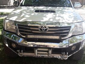 Toyota Hilux 2014 Cuero Automatica , Solo Para Entendidos