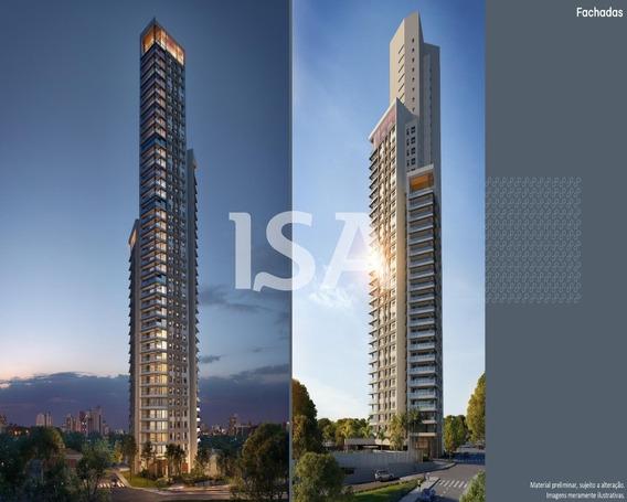 Lançamento Apartamento, Edifício Ícone, Jardim Faculdade,150 M² 3 Suites Sendo 1 Master Com Closet, Cozinha Gourmet Integrada Com Sala Janta E Terraço - Ap02184 - 34603178
