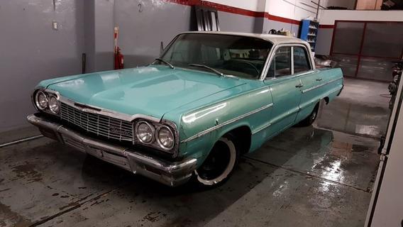 Impala 1964 V8 Sedan 4 Puertas