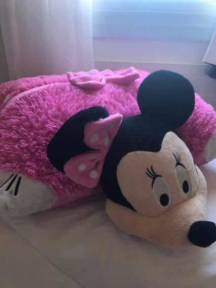 Travesseiro De Viagem Minnie Disney