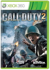 Call Of Duty 2 Xbox 360 Xbox One Original Frete R$12