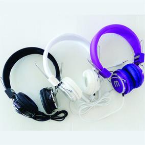 2 Fone Ouvido Headphone Pc Smartphone 3 Lindas Cores