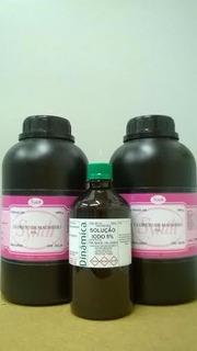 Lugol (iodo 5%) 500ml + Cloreto Magnésio Pa 3 Kg Labsynth