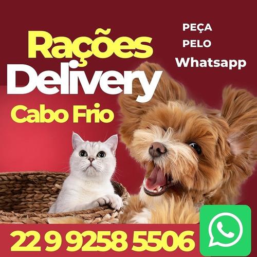 Peça Rações Pelo Whatsapp E Receba Em Casa