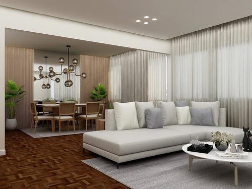 Imagem 1 de 17 de Apartamento Em São Paulo - Sp - Ap0008_elso