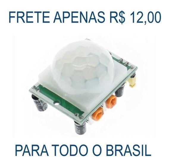 Sensor De Presença Pir Infravermelho Hc-sr501 Arduino Pic