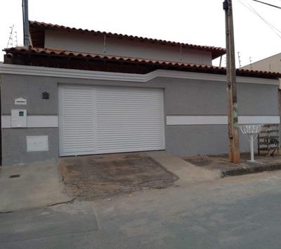 Casa Para Venda No Maracanã Em Montes Claros - Mg - Cas39-2