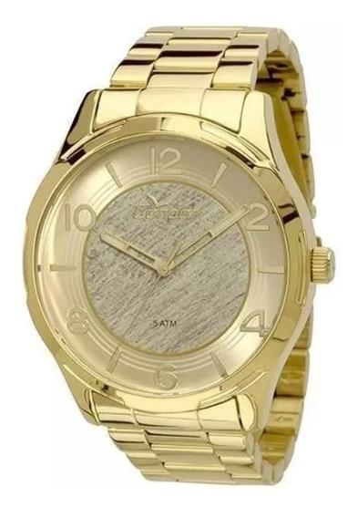 Relógio Condor Co2035knv4x Dourado Clássico Esporte Original