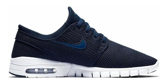 Zapatillas Nike Stefan Janoski Max Obsidian Blue Force 1304