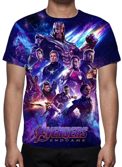 Camiseta Vingadores Ultimato Mod 05
