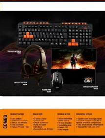 Kit Gamer Oex (mp300/hs200/ms304/tc200)