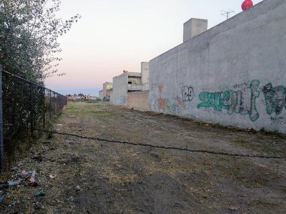 Terreno En Renta En Ave. Gobernadores, Metepec, Méx. 600m2