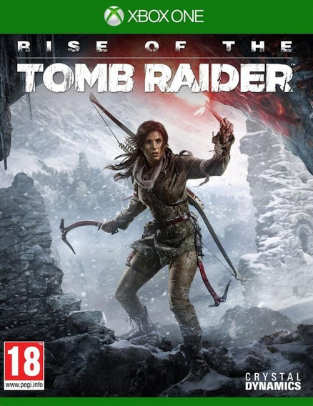 Jogo Rise Of The Tomb Raider Xbox One Dub Português Xone