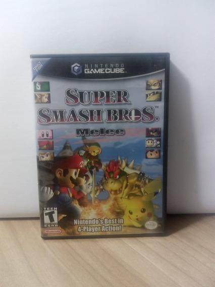 Super Smash Bros Melee Game Cube
