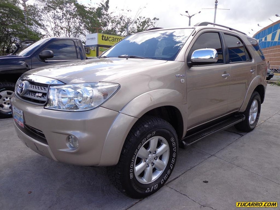 Toyota Fortuner Ls Automático