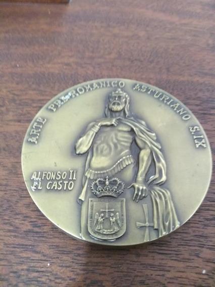 Medalla Bronce Miniatura