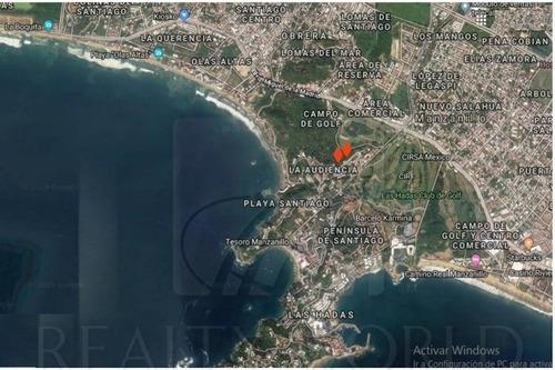 Terrenos En Venta En Península De Santiago, Manzanillo