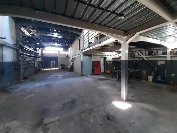Vendo Galpon Industrial Con Apartamento Incluido