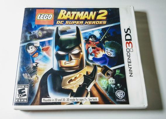 Lego Batman 2 Para 3ds E New 3ds - Completo Americana !!!