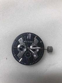 Máquina Relógio Bvgari