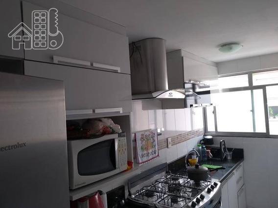 Excelente Cobertura Sol Da Manhã, 3 Quartos, Sala, Cozinha Com Área De Serviço, Banheiro Social. Terraço, 2 Sala E Outro Dois Ba - Co0158