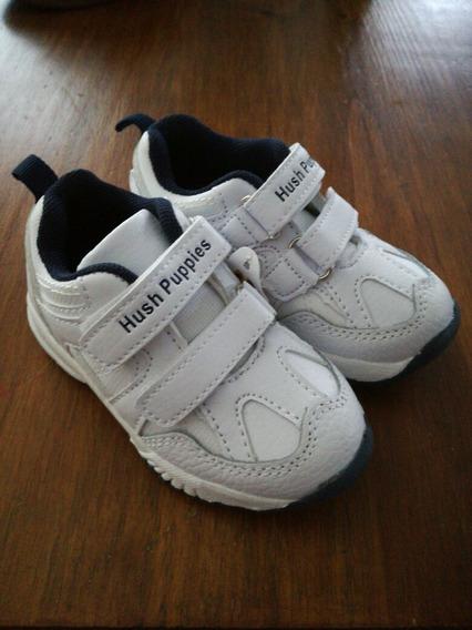 Zapatillas Niño 22 Nuevas Cuero