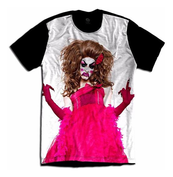 Camiseta Rupaul Lil Poundcake Star Race Drag Queen Lgbt