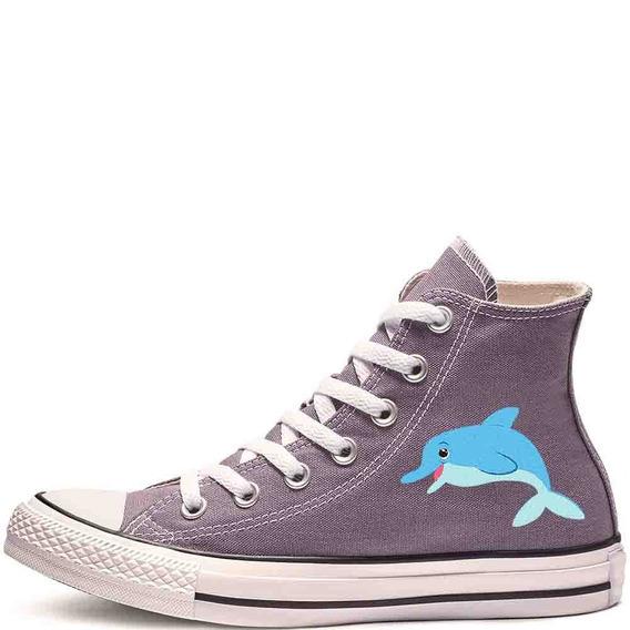 Zapatos Delfin Bonitos Decorados Hermosos Envio Gratis 005
