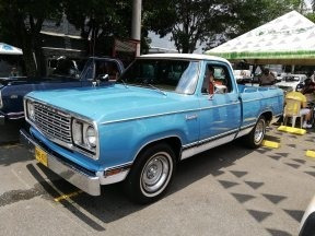 Dodge D 100 Adventurer