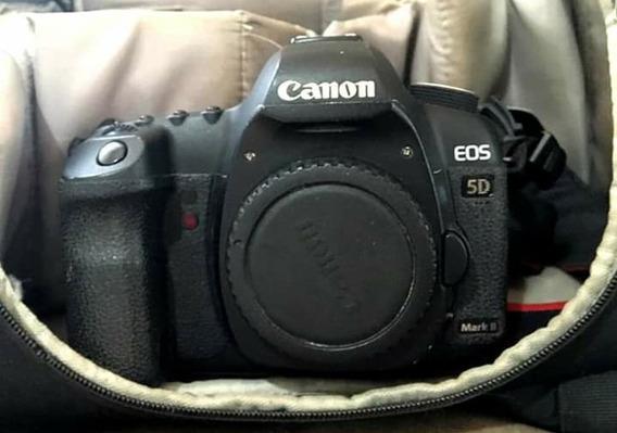 Câmera Canon Eos 5d Mkii
