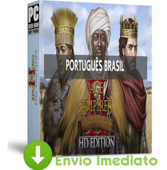 Age Of Empires Ii Hd Pc The African Kingdoms Português 2019