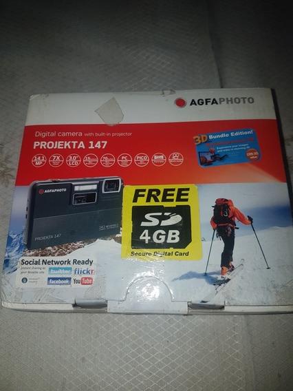 Camera Digital Agfa Projekta 147 E Canon Powershot Sd 600