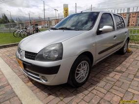 Renault Clio Dynamique 1.64cc Mt Aa Fe