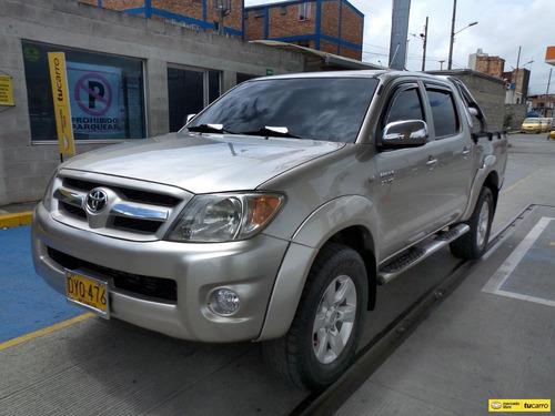 Toyota Hilux 2.7 4x4