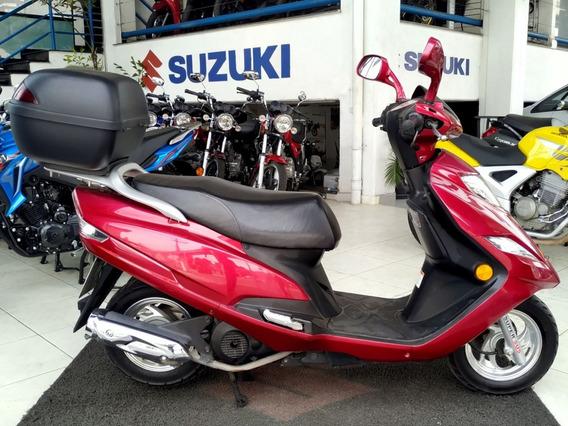 Suzuki Burgman I 2014/2015