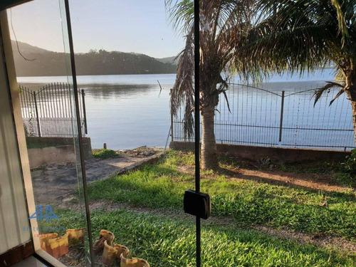 Casa Com 5 Dormitórios À Venda, 450 M² Por R$ 1.900.000,00 - Lagoa Da Conceição - Florianópolis/sc - Ca0520