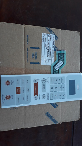W10160041 Membrana Micro Ondas Brastemp Bms35ab Bms35bb