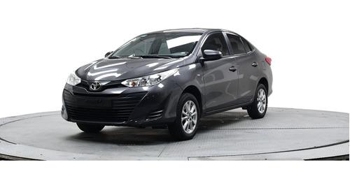 Imagen 1 de 15 de Toyota Yaris 2019 1.5 Core Sedan Mt