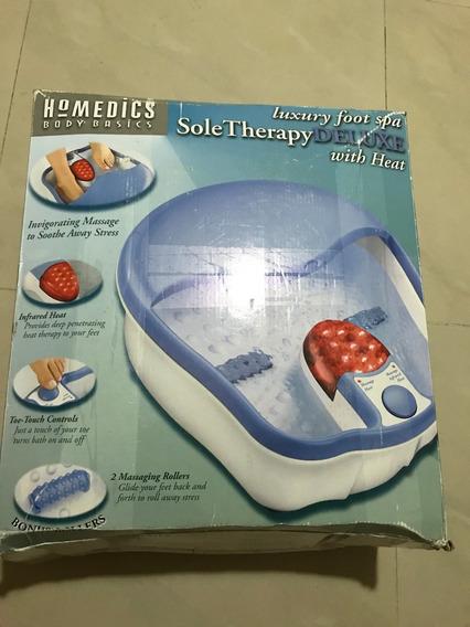 Homedics Sole Therapy - Masajeador De Pies Spa
