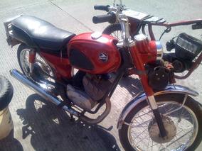 Motocicleta Carabela 125 C.c. Turismo