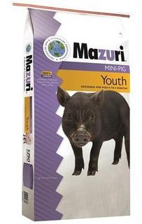 Mazuri Mini Pig Youth Alimento Para Mini Pig Joven 11.3 Kg