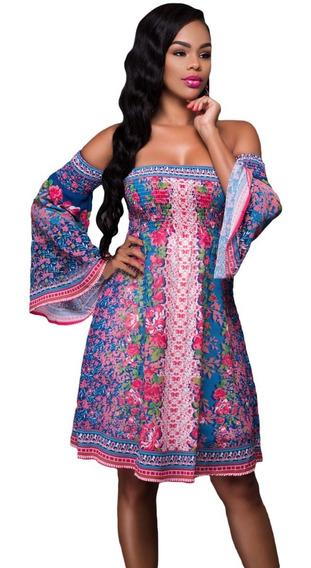 Sexy Vestido Princesa Vuelo Fiesta 61276