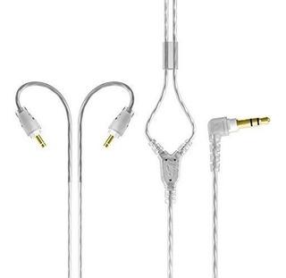 Cable De Audio Mee Audio M6 Pro Reemplazo Negro