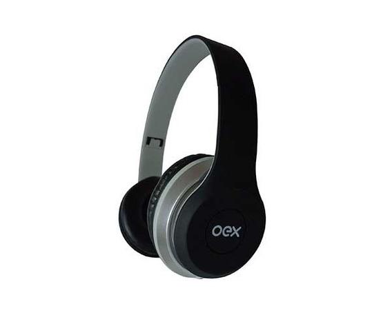 Combo Oex Twin Dual Sound Headset Com Fone De Ouvido