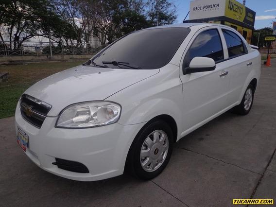 Chevrolet Aveo Lt Automático