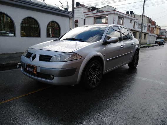 Renault Megane Ii 2.0 At Full Equipo Con Techo