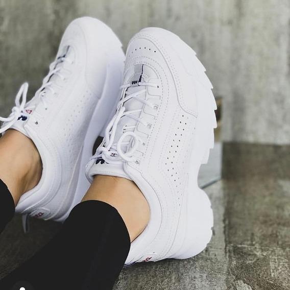 Tênis Sneaker Tratorado Dakota